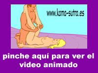Clip Gif animado de la posici�n de sexo anal Kama 5