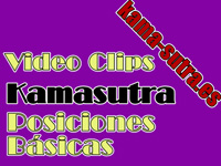 Video clips animados de posiciones sexuales bsicas del Kamasutra