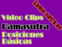 Video clips animados de posiciones sexuales b�sicas del Kamasutra